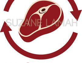 #22 para LogotipoLogotipo para Marketplace de Carnes - Web Meat por Suzane6
