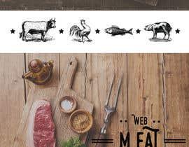 #54 para LogotipoLogotipo para Marketplace de Carnes - Web Meat por bodecomelata