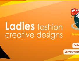 #35 untuk Design a Delivery banner oleh SUZANNASR