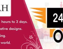 #24 untuk Design a Delivery banner oleh savitamane212