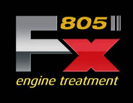 #118 para Logo Design for FX805 por twocats