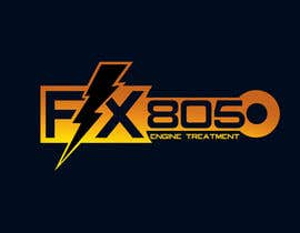 #49 para Logo Design for FX805 por rogeliobello