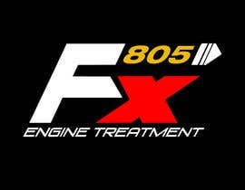 #128 para Logo Design for FX805 por twocats