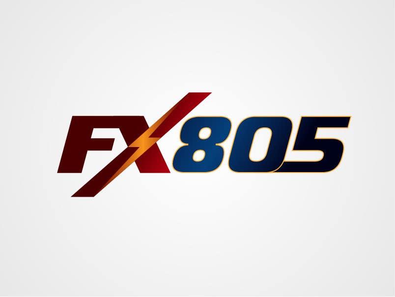 Inscrição nº                                         14                                      do Concurso para                                         Logo Design for FX805