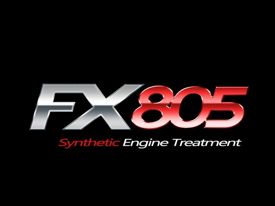 Inscrição nº                                         131                                      do Concurso para                                         Logo Design for FX805