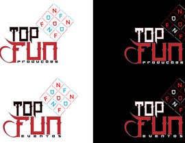 #1 para Logotipo para empresa de produção de eventos / Logo for event production company por GabrielGama2G