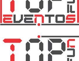 #10 para Logotipo para empresa de produção de eventos / Logo for event production company por italoohsouza