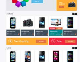 #4 for PSD to Magento af mahmoudsaid2050