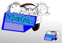 Graphic Design Contest Entry #22 for Logo & Sticker design x 50  for Family Sticker Concept for new market