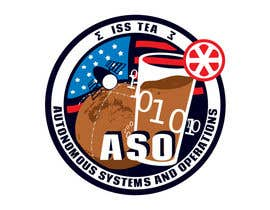 #225 for NASA Challenge: ASO ISS-TEA Project Graphic/Patch Design by diskette96