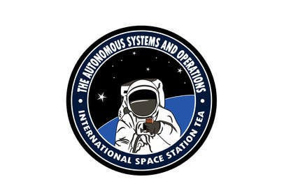 #200 for NASA Challenge: ASO ISS-TEA Project Graphic/Patch Design by Stellarhorse