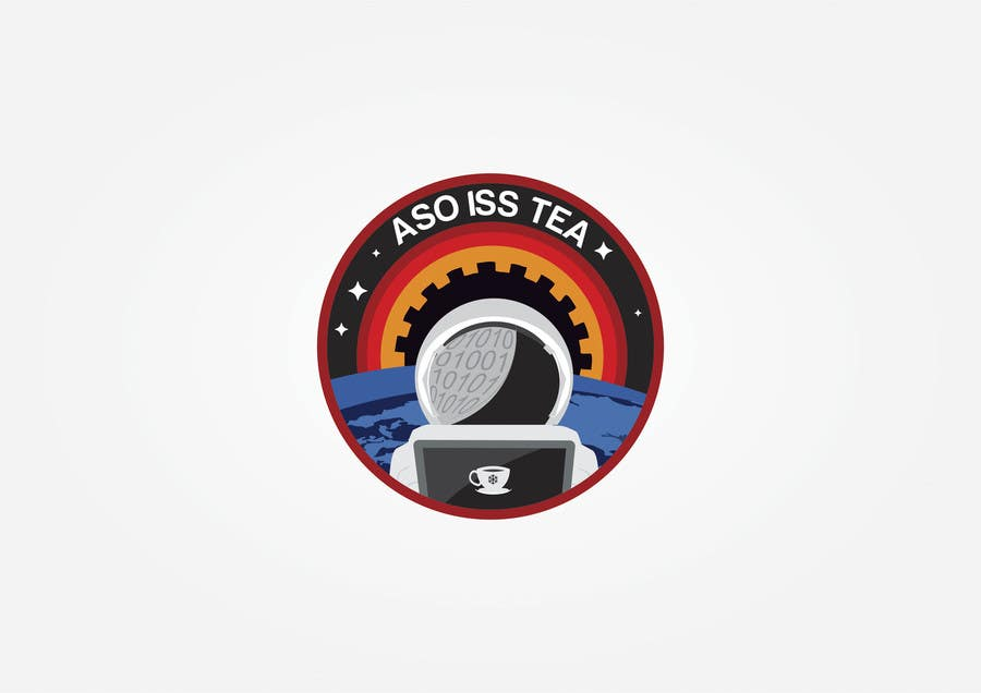 #280 for NASA Challenge: ASO ISS-TEA Project Graphic/Patch Design by rafaelffontes