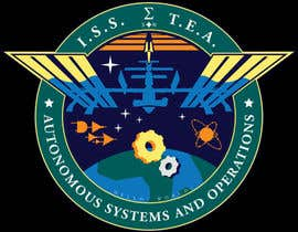 #269 for NASA Challenge: ASO ISS-TEA Project Graphic/Patch Design by Sal64dd