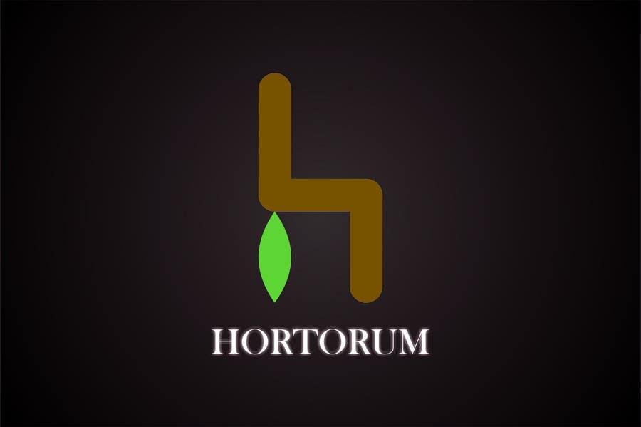 Bài tham dự cuộc thi #104 cho Hortorum Logo