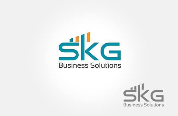 entry 104 by mamunfaruk for design a logo for skg business