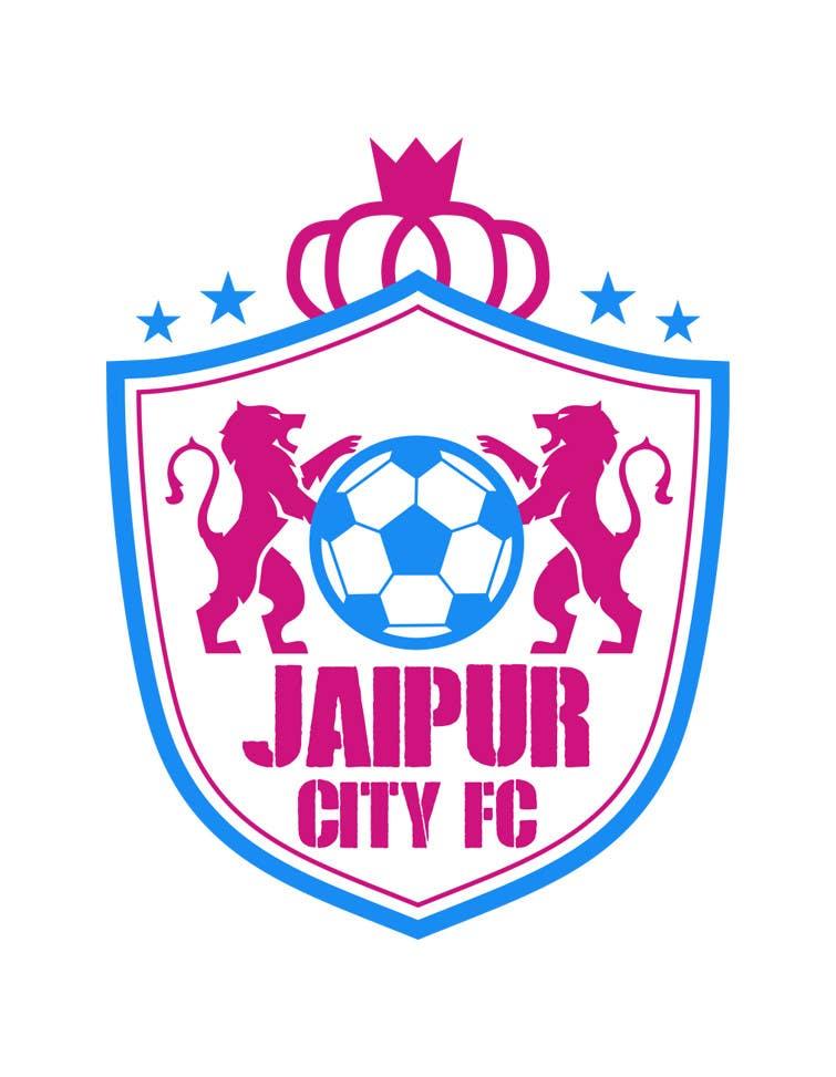Entry 3 By Haidderr For Jaipur City Football Club Design A Logo