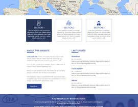 """#18 for Design a 3+1 pages Website Mockup (""""Pledge Viewer"""") by aryamaity"""