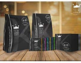 #14 for Premium Coffee Product requires Corporate Identity and Packaging Designs by inangmesraent