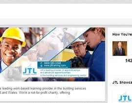 #28 untuk JTL - Design our cover photos - GUARANTEED oleh GDWN