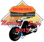 Contest Entry #61 for Logo Design for Muskoka Motorcycle Rally