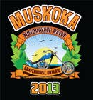 #44 for Logo Design for Muskoka Motorcycle Rally by OliveDesigns