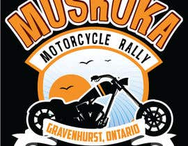 #48 pentru Logo Design for Muskoka Motorcycle Rally de către OliveDesigns