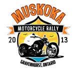 #72 for Logo Design for Muskoka Motorcycle Rally by OliveDesigns