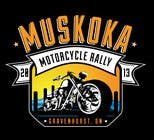 Contest Entry #59 for Logo Design for Muskoka Motorcycle Rally