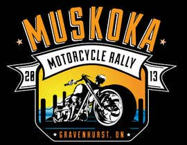 #59 cho Logo Design for Muskoka Motorcycle Rally bởi KVdesigns