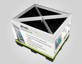 #10 untuk Design a Banner for a Retail Pallet Display Smart Home System oleh EmmRodr