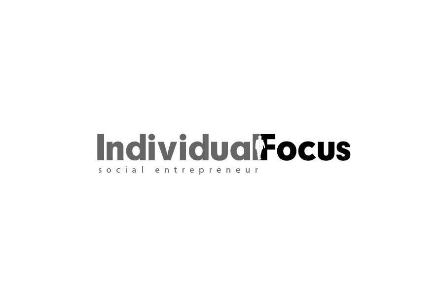 Penyertaan Peraduan #                                        274                                      untuk                                         Logo Design for Individual Focus