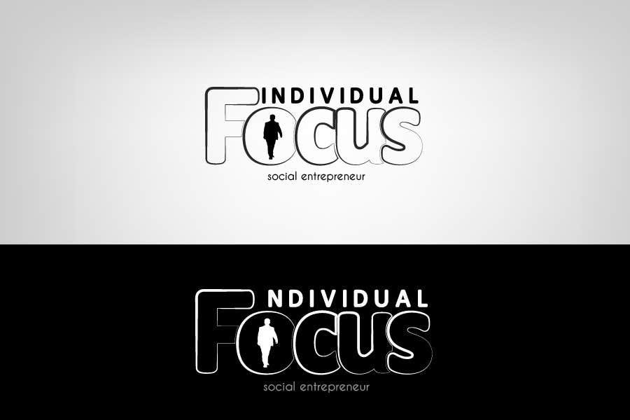 Penyertaan Peraduan #                                        511                                      untuk                                         Logo Design for Individual Focus
