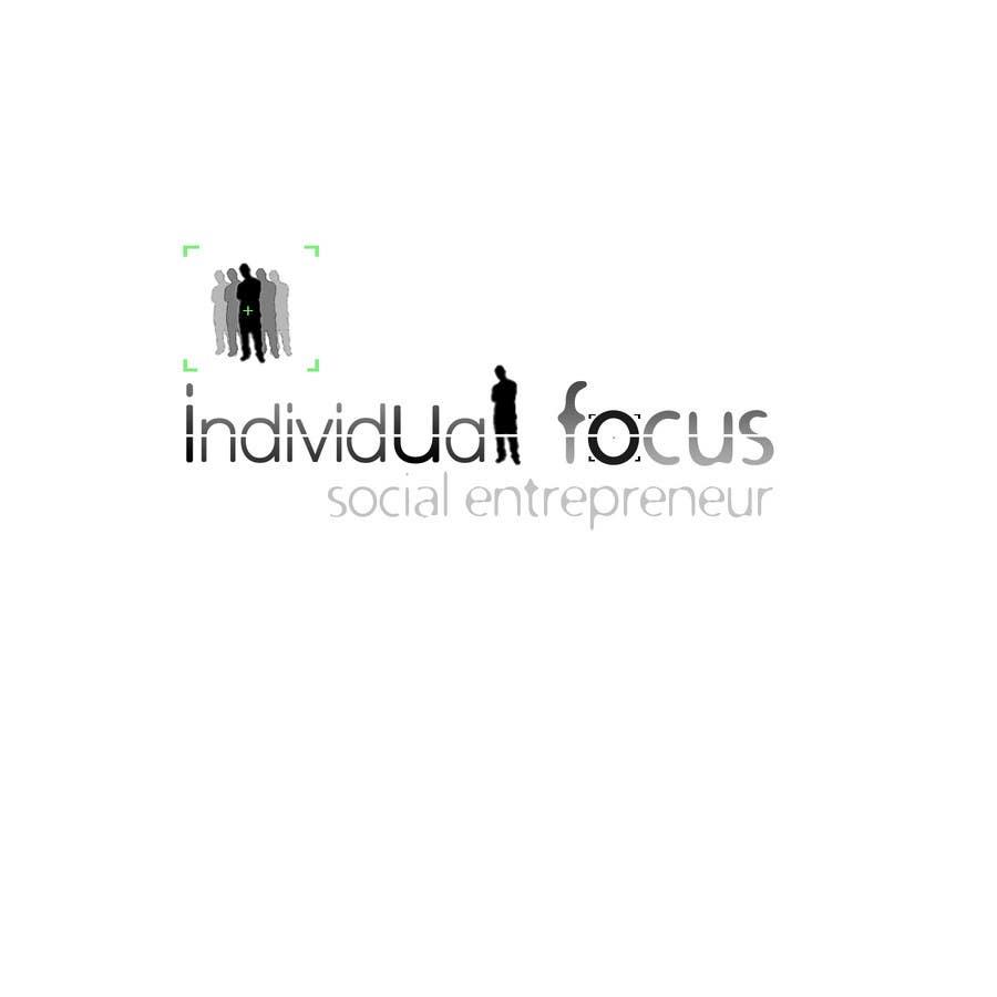 Penyertaan Peraduan #                                        552                                      untuk                                         Logo Design for Individual Focus