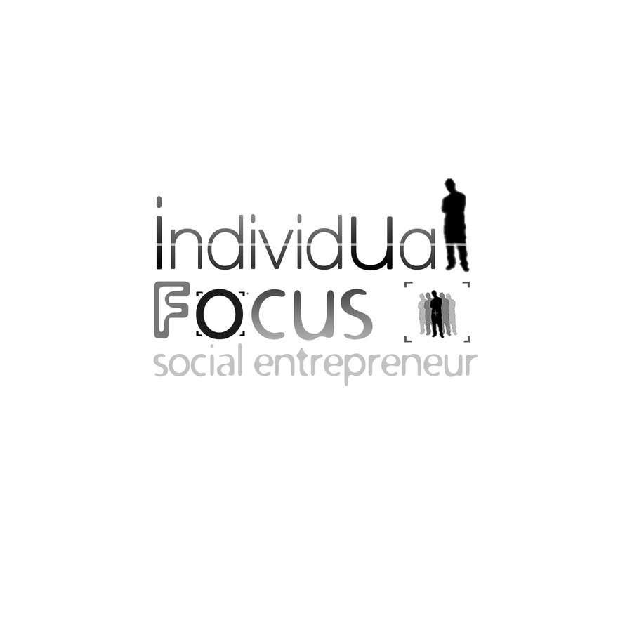 Penyertaan Peraduan #                                        562                                      untuk                                         Logo Design for Individual Focus