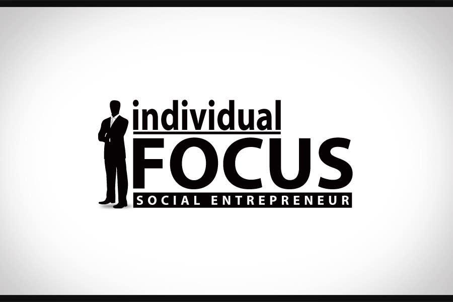 Inscrição nº                                         520                                      do Concurso para                                         Logo Design for Individual Focus
