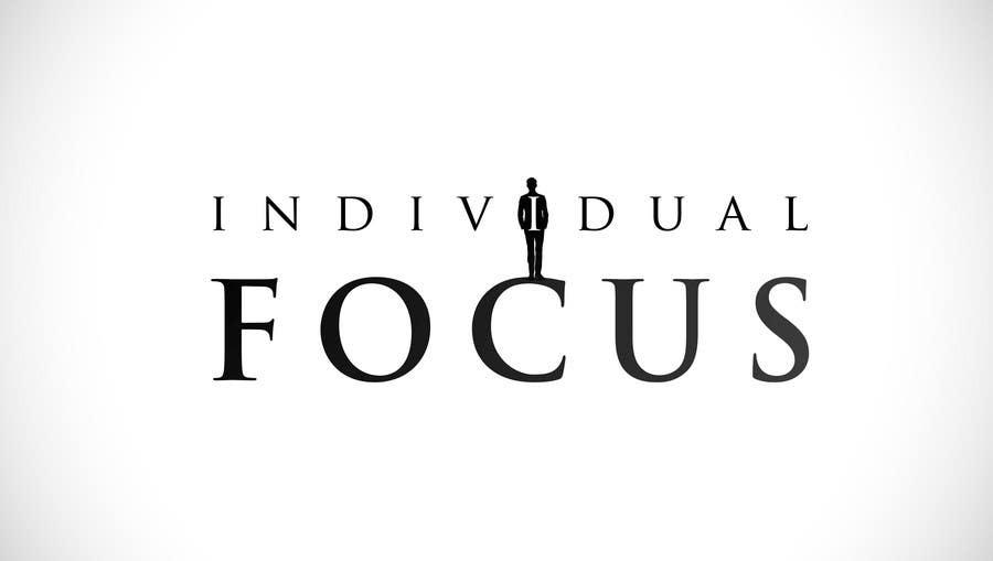 Inscrição nº                                         543                                      do Concurso para                                         Logo Design for Individual Focus