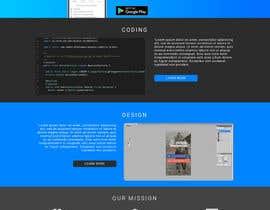 #5 for Design a Website Mockup (Design ideas not HTML) by yohanAnush
