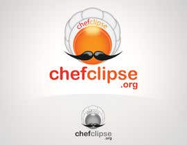 #832 for Logo Design for chefclipse.org af taylansoytemiz