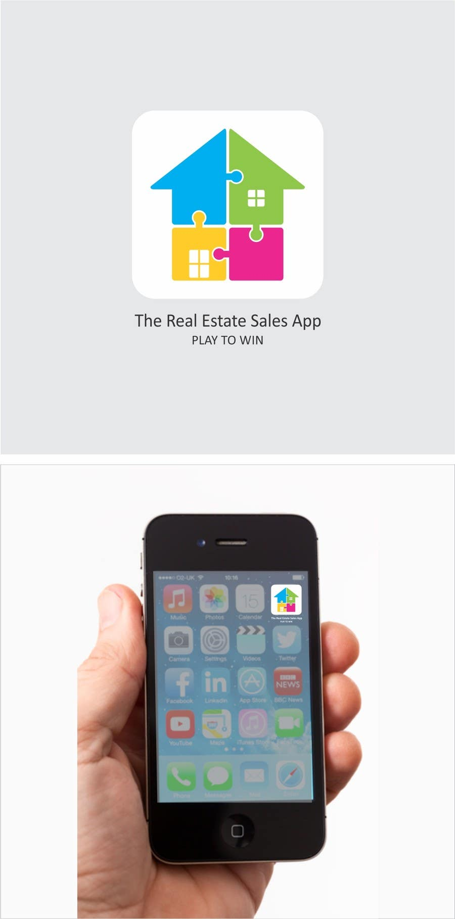Entry #633 by azharbeg for Design a Logo for Real Estate