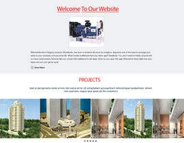Nro 8 kilpailuun design homepage and layout for a site käyttäjältä deepasreeba
