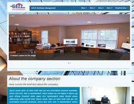 Nro 11 kilpailuun design homepage and layout for a site käyttäjältä gabortoth05