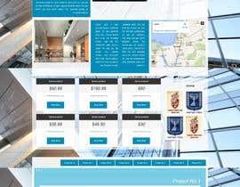 Nro 28 kilpailuun design homepage and layout for a site käyttäjältä gabortoth05