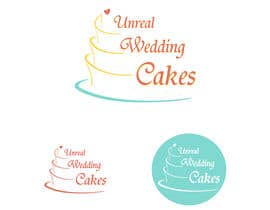 hrossdesign tarafından Logo Design for a Business selling wedding cakes için no 88