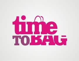 #183 untuk Logo Design for TIME TO BAG oleh dyv