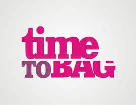 #181 pentru Logo Design for TIME TO BAG de către dyv