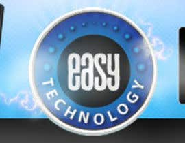 #44 cho Banner Ad Design for Easy Technology bởi MishAMan