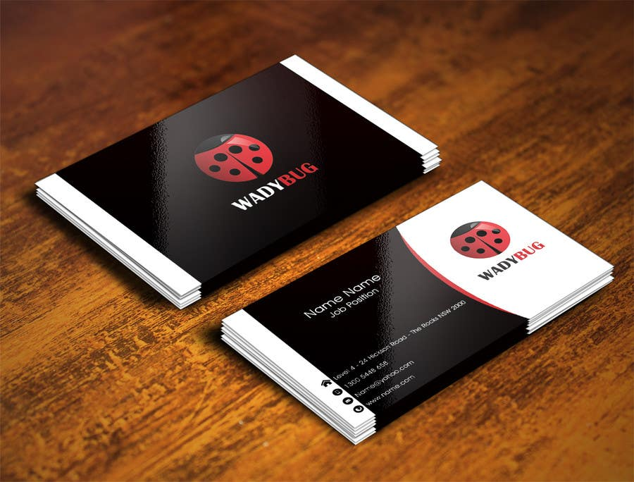 Entry 57 by illusiong for design business card for mobile app contest entry 57 for design business card for mobile app development company colourmoves