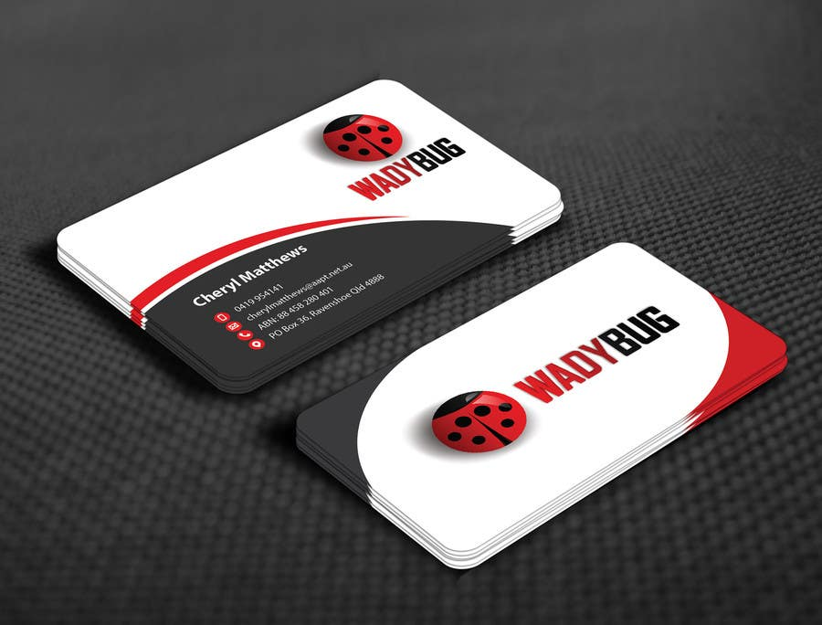 Entry #14 by mamun313 for Design business card for mobile App ...