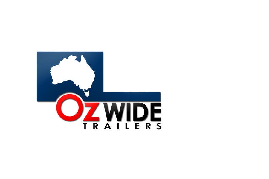 Inscrição nº                                         45                                      do Concurso para                                         Logo Design for Oz Wide Trailers