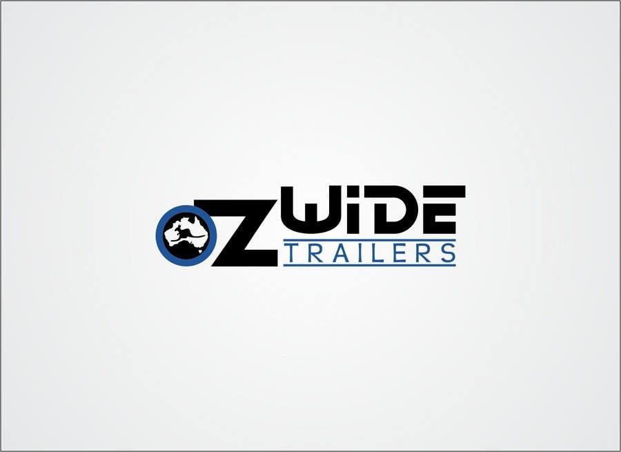 Inscrição nº                                         38                                      do Concurso para                                         Logo Design for Oz Wide Trailers